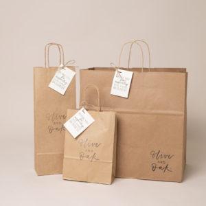 Olive & Oak Gift Bag