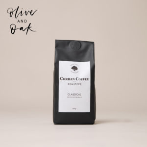 Corban Coffee Ground Coffee Blend